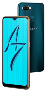 Oppo A7 with 4230 mah battery is official