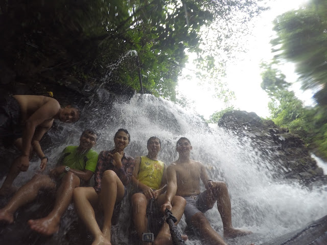 Dahoyhoy Falls, Macasin, Mauban Quezon
