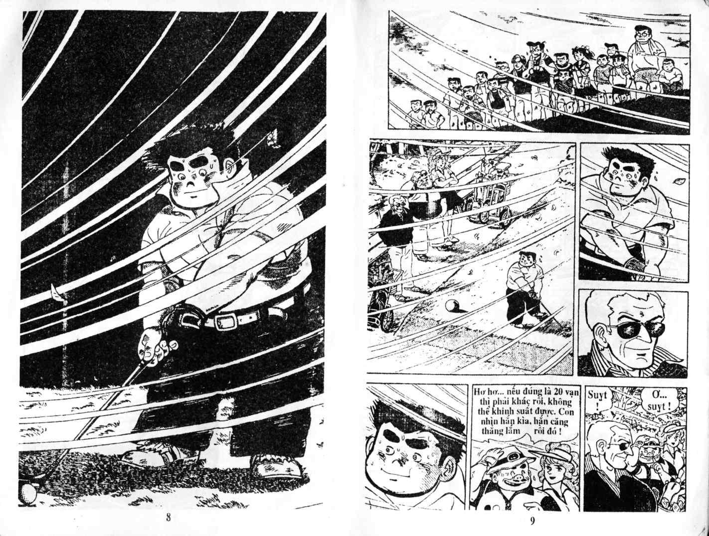 Ashita Tenki ni Naare chapter 2 trang 3