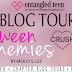 #BlogTour | #Review: LOVE BETWEEN ENEMIES by Molly E. Lee #Giveaway #Excerp