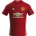 MANCHESTER UNITED ADIDAS 2016/2017