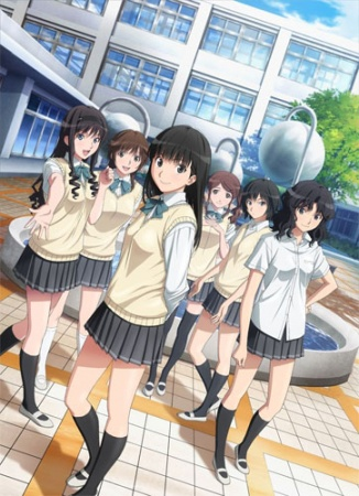 Download [Batch] Amagami SS+ Plus BD Subtitle Indonesia