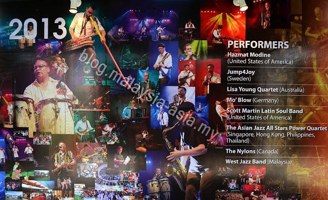 Miri Jazz Festival 2013