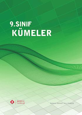 Sonuç 9. Sınıf Matematik Kümeler Fasikülü PDF indir