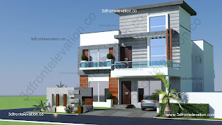 LAKE CITY 1 KANAL BRAND NEW HOUSE