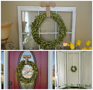 http://thriftyartsygirl.blogspot.com/2016/05/3-easy-diy-boxwood-wreaths-for-about-2.html