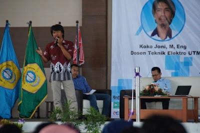 Partisipasi UKM Fokus dalam Youth Summit Jabalnusra 2017