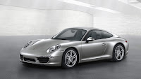2012 Porsche 911 Carrera Coupe (911 not 998) New Front