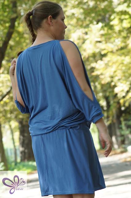 Acacia von shhhout - Viskosejersey - Kleid mit Cut-Outs
