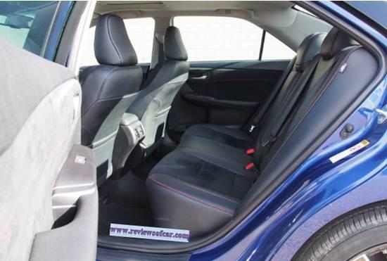 2017 toyota camry xse v6 sedan review reviews of car. Black Bedroom Furniture Sets. Home Design Ideas