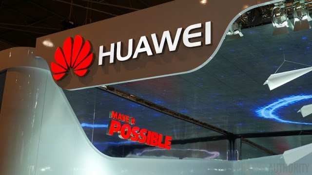 Huawei Successfully Slide Apple