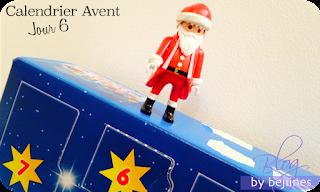 Playmobil - 6624 - Calendrier de l'Avent ''Père Noël la ferme''