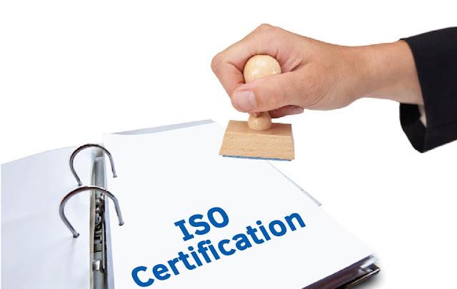 Lembaga Sertifikasi ISO