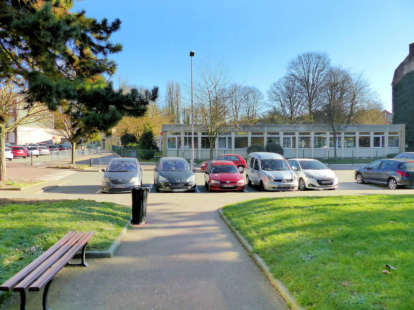 école maternelle pierre corneille, Tourcoing