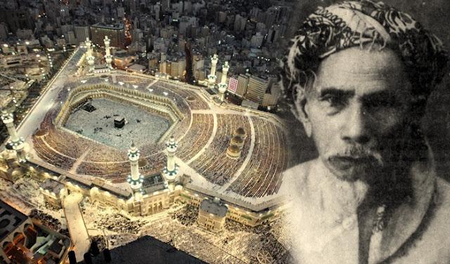 Orang Indonesia Pertama Yang Menjadi Imam Besar Masjidil Haram