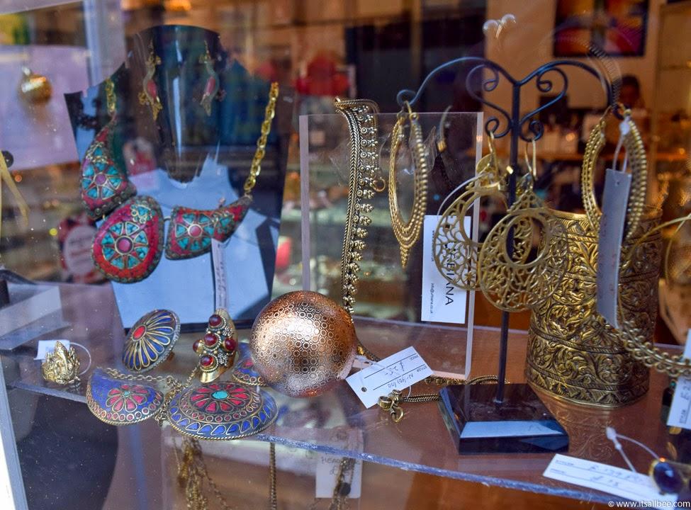 Shopping On Shoreditch High Street