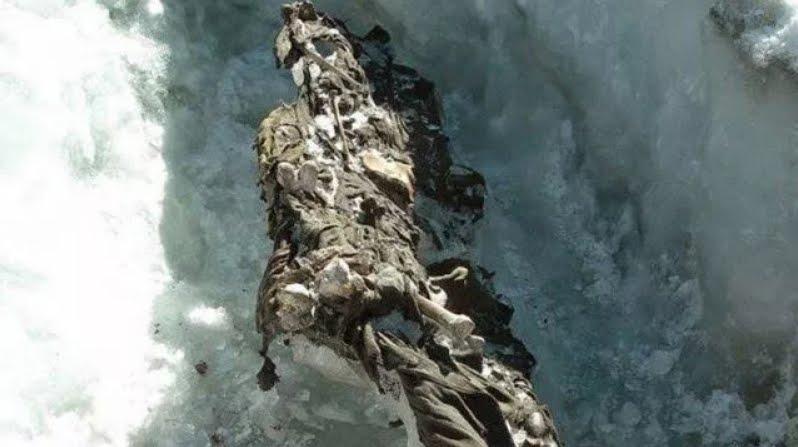 Problema con Scioglimento Ghiacciai: il disgelo può riattivare vecchie malattie mortali.
