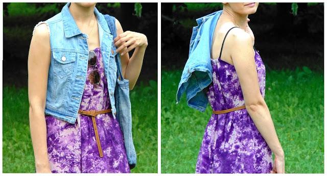 jak uszyć prostą letnią sukienkę