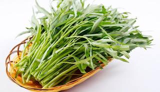 Manfaat Kangkung untuk obat ambeien