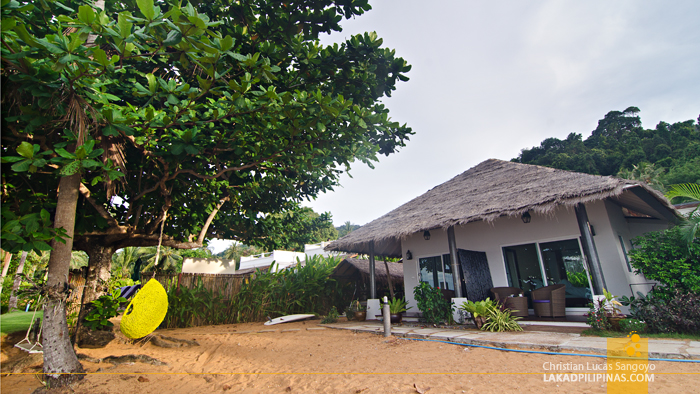 Serenity Resort Koh Chang Beachfront Villa