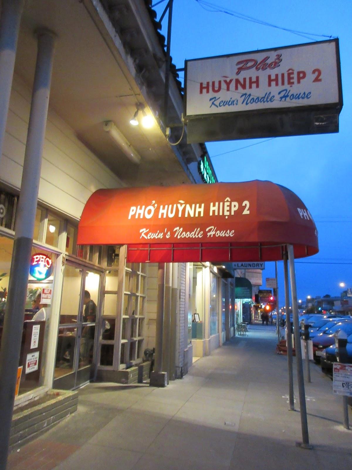 San Francisco Pho Huynh Hiep 2