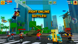 Block City Wars MOD Apk [LAST VERSION] - Free Download Android Game