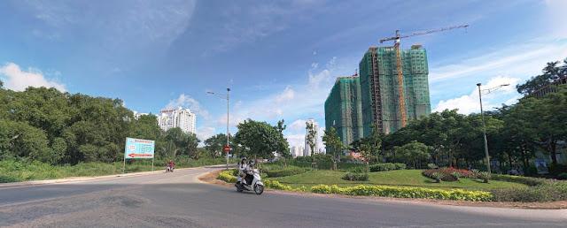 Nam Sài Gòn mà nổi bật là Nhà Bè có khả năng bùng nổ trong năm 2018.