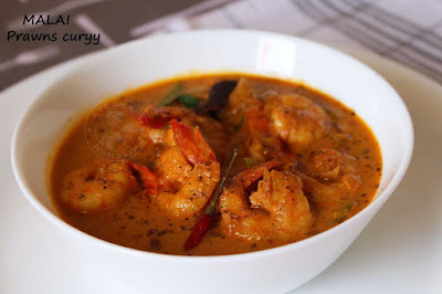 prawns malai curry chingri macher malai curry shrimp recipes