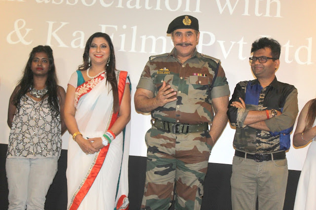 7. Gurpreet Kaur Chadha with Puneet Isaar and Dr. Aneel Murarka