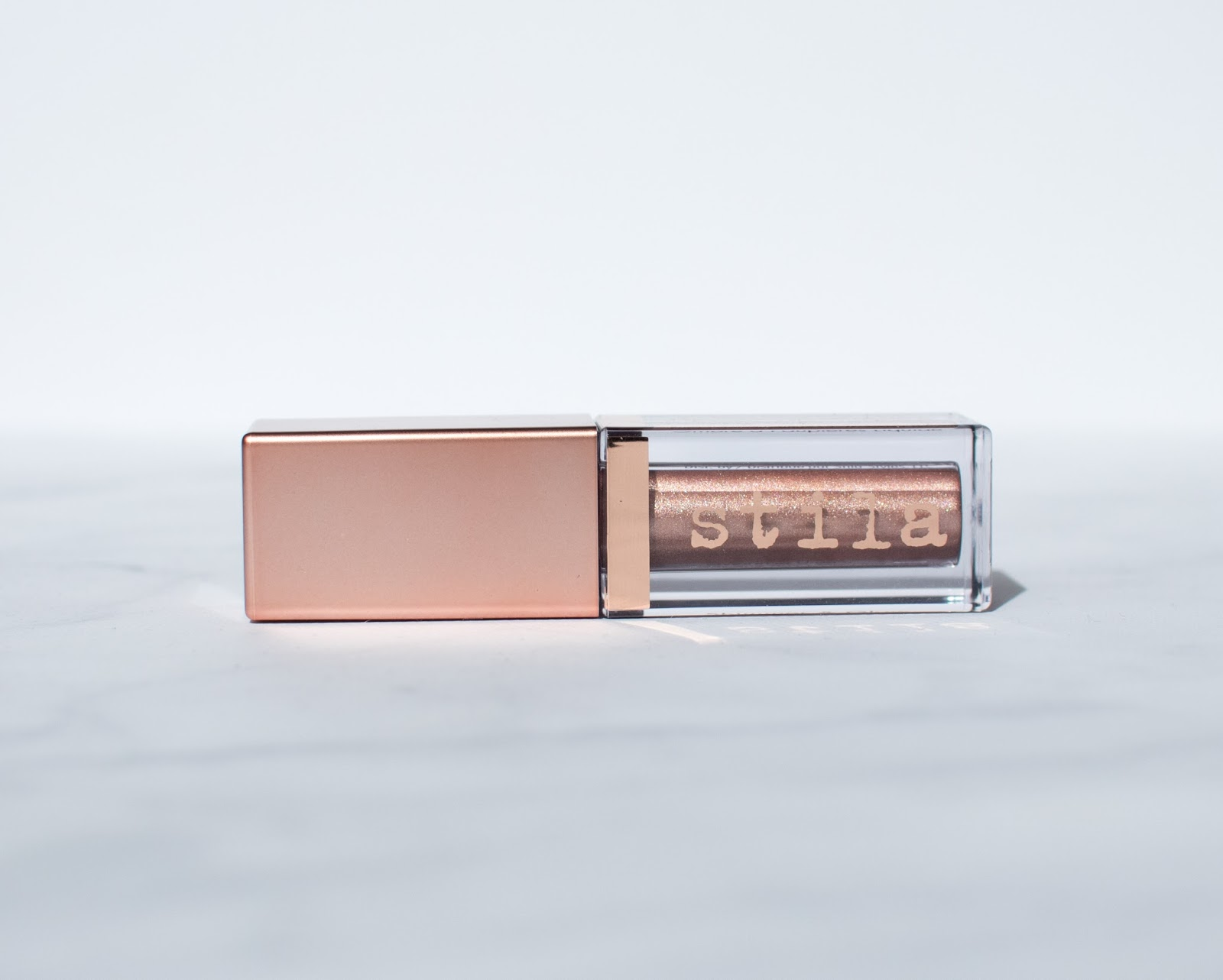 Stila Shimmer and Glow Liquid Eyeshadow in Grace