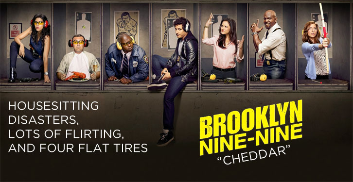 Brooklyn Nine-Nine - Cheddar - Review