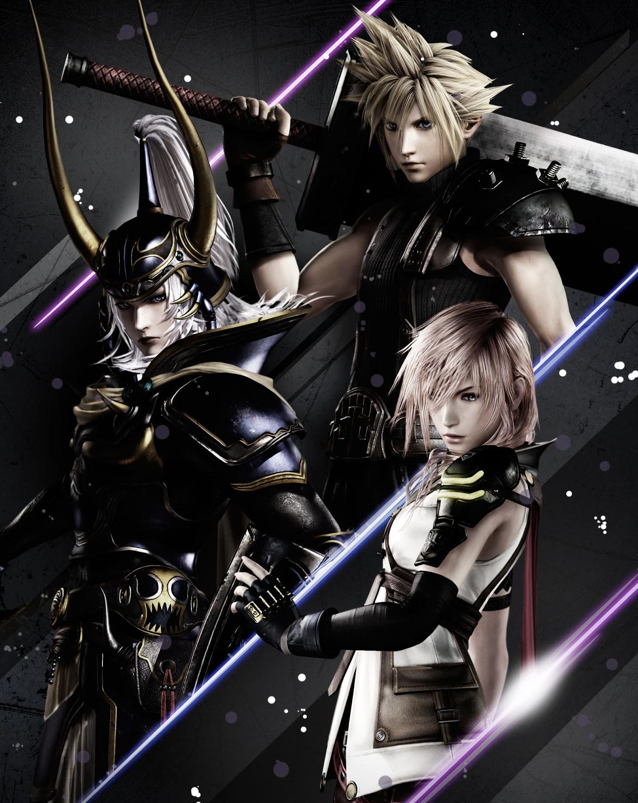 Dissidia Final Fantasy NT se lanzará el 30 de enero, vídeo tutorial mostrado