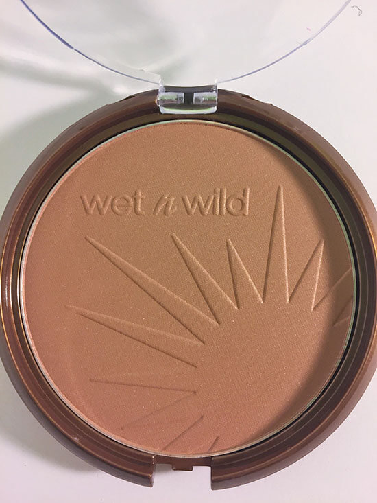 wet n wild coloricon Bronzer Bikini Contest