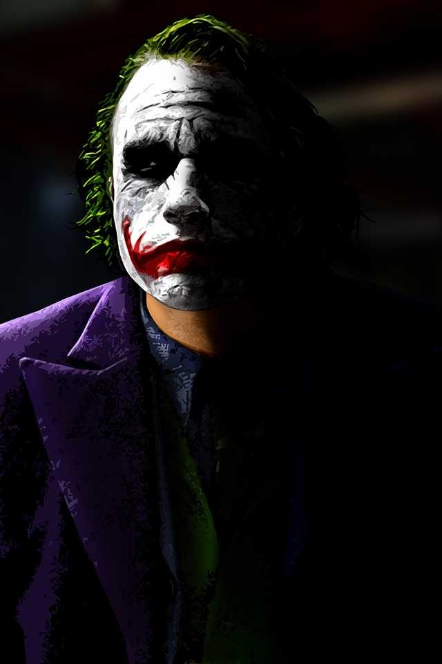 joker - Download iPhone,iPod Touch,Android Wallpapers, Backgrounds,Themes