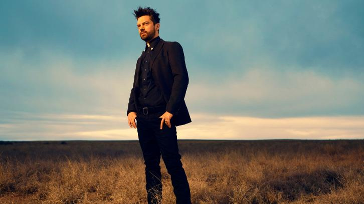Preacher - Renewed for a 2nd Season by AMC