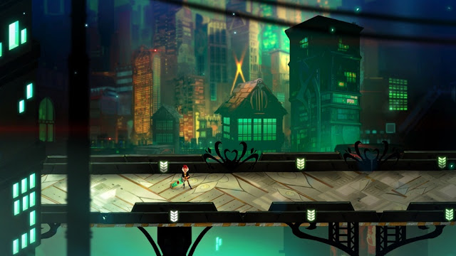 Transistor PC Game Free Download Photo