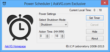 Power Scheduler
