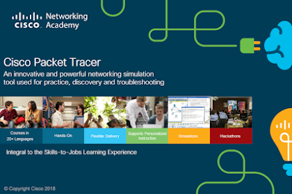 Download Packet Tracer Gratis