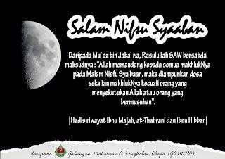 Keberkatan Malam Nifsu Syaaban