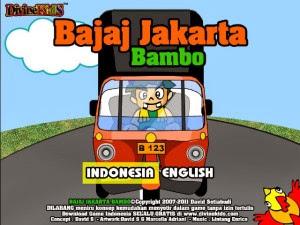 Bajaj Jakarta Bambo