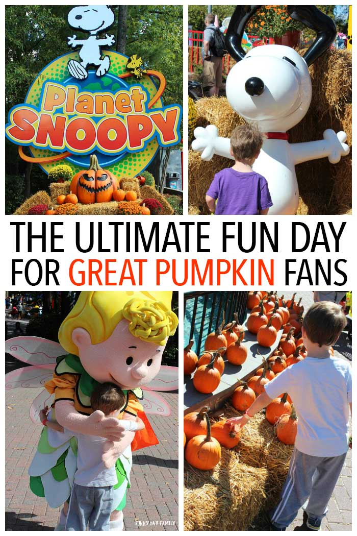 Love the Great Pumpkin? Then you need to visit the Great Pumpkin Fest at Kings Dominion! The perfect Halloween family event featuring Snoopy, Charlie Brown, and the Peanuts gang. Get all the tips you need here! (AD)