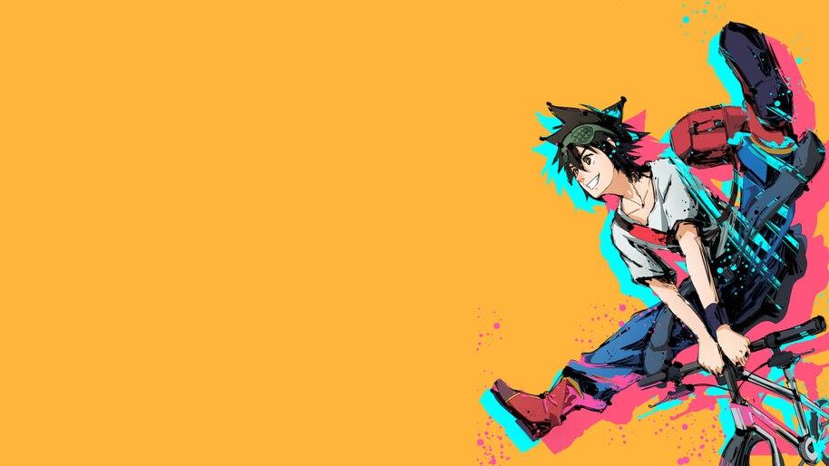 God of High School, Jin Mori, Anime, 4K, #5.2526