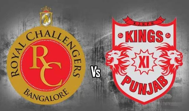 RCB vs KXIP IPL 2018