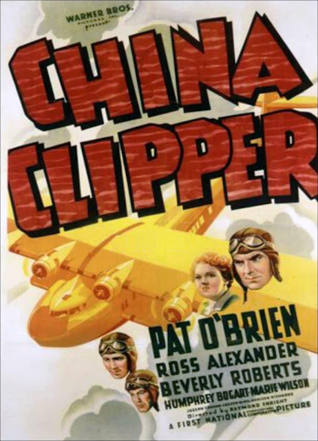 China Clipper 1936 film poster
