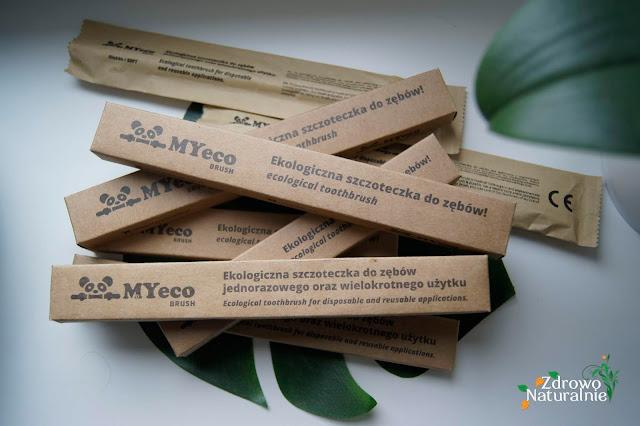 Zamień plastik na bambus z szczoteczkami do zębów MyEcoBrush