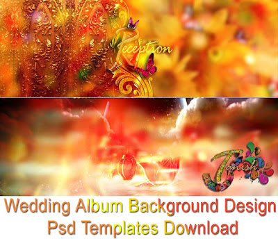 Wedding Album Background