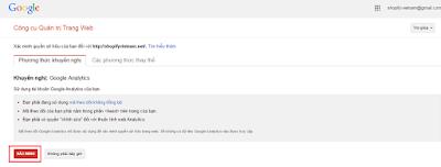 Hướng Dẫn Cài Đặt Google Webmaster Tool Và Sitemap