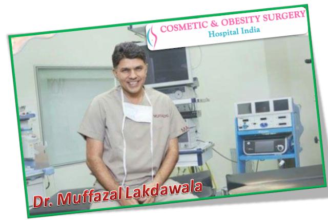Dr. Muffazal Lakdawala Best Obesity Surgeon in India