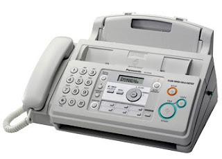 Jual mesin fax panasonic kx-fp701