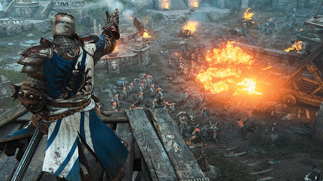 For Honor Game Free Download For PC